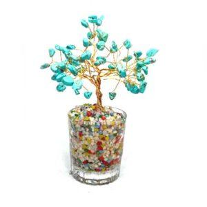 Дървото на желанията, златисто
