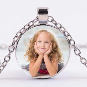 Създай красив медальон с Твоя снимка